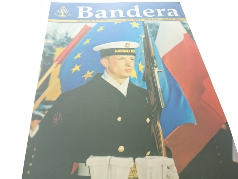 BANDERA. LIPIEC 2003 R. (1877) XLVII
