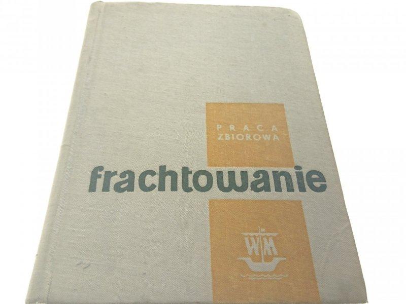 FRACHTOWANIE  1962