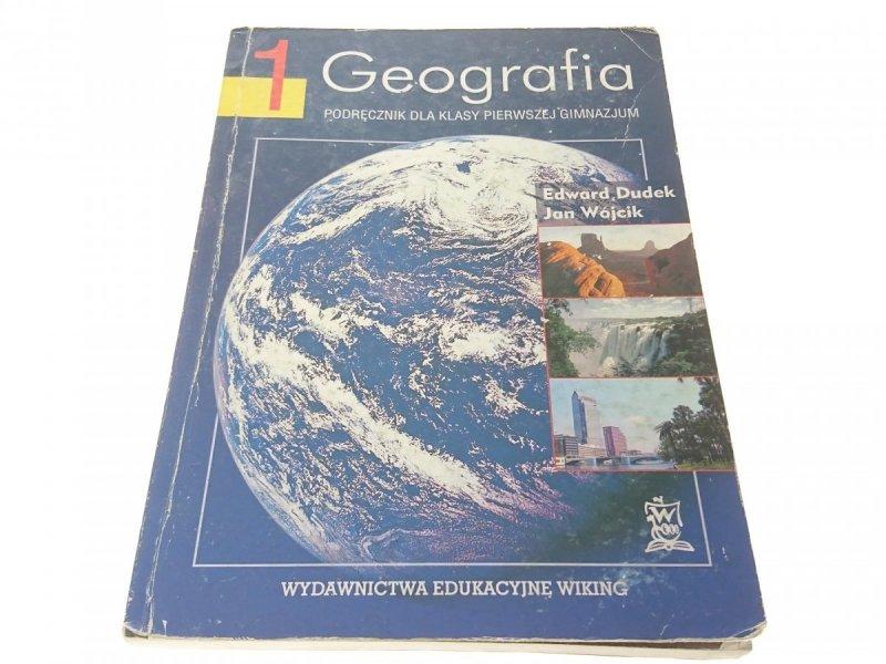 GEOGRAFIA DLA KLASY PIERWSZEJ - EDWARD DUDEK
