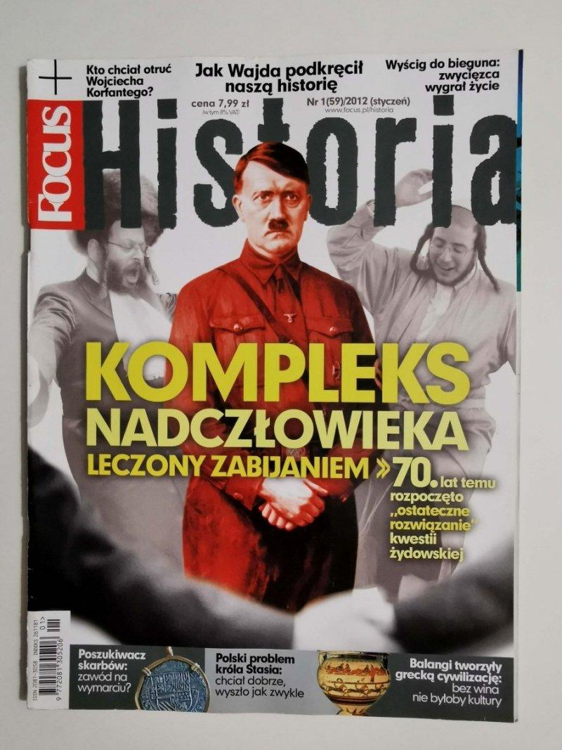 FOCUS HISTORIA NR 1 (59)/2012 STYCZEŃ