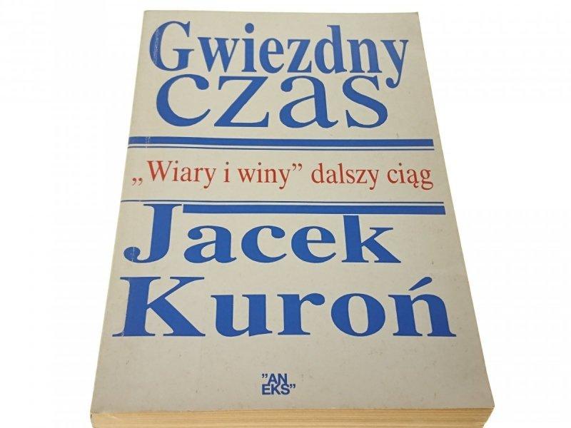 GWIEZDNY CZAS - Jacek Kuroń 1991