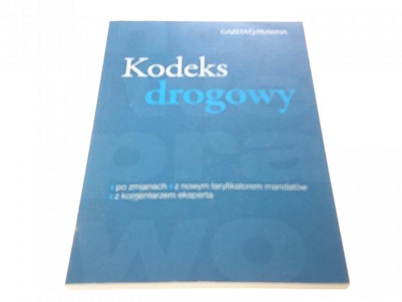 KODEKS DROGOWY (2008)