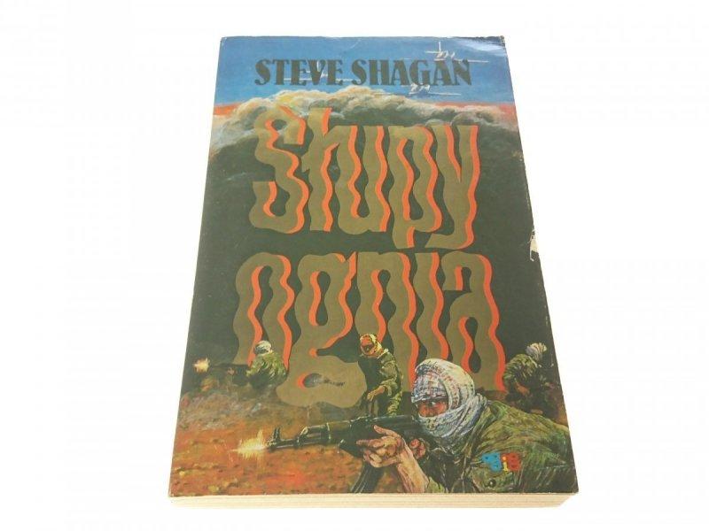 SŁUPY OGNIA - Steve Shagan