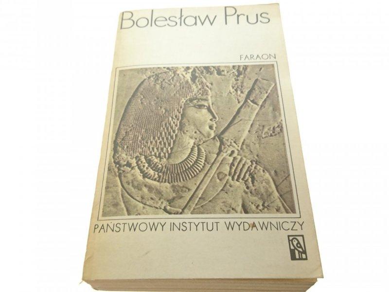 FARAON TOM II - Bolesław Prus 1977