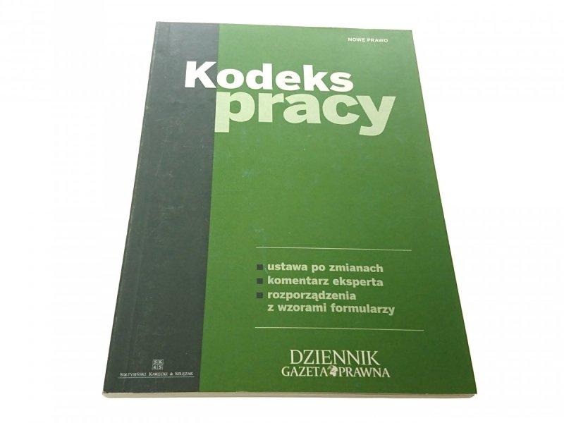 KODEKS PRACY. STYCZEŃ 2011