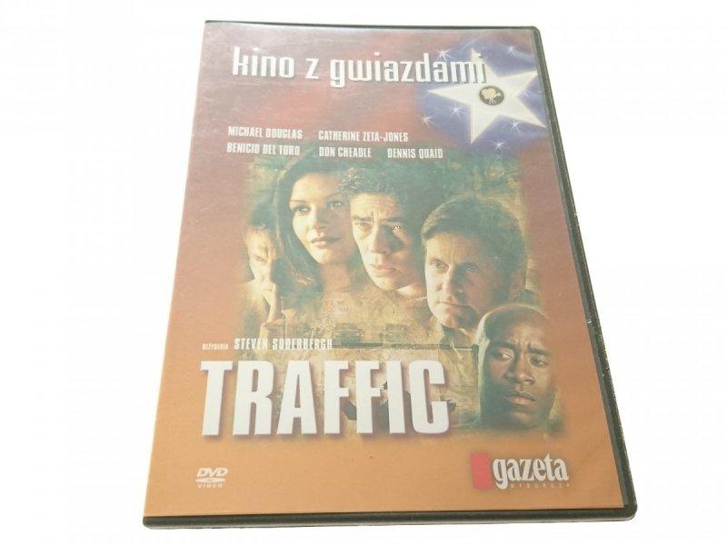 TRAFFIC DVD KINO Z GWIAZDAMI.