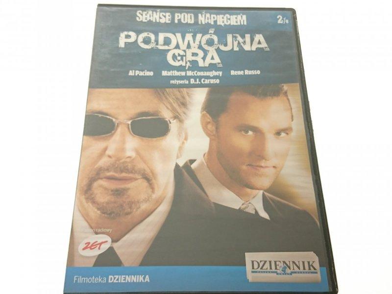 PODWÓJNA GRA DVD SEANSE POD NAPIĘCIEM 2/8