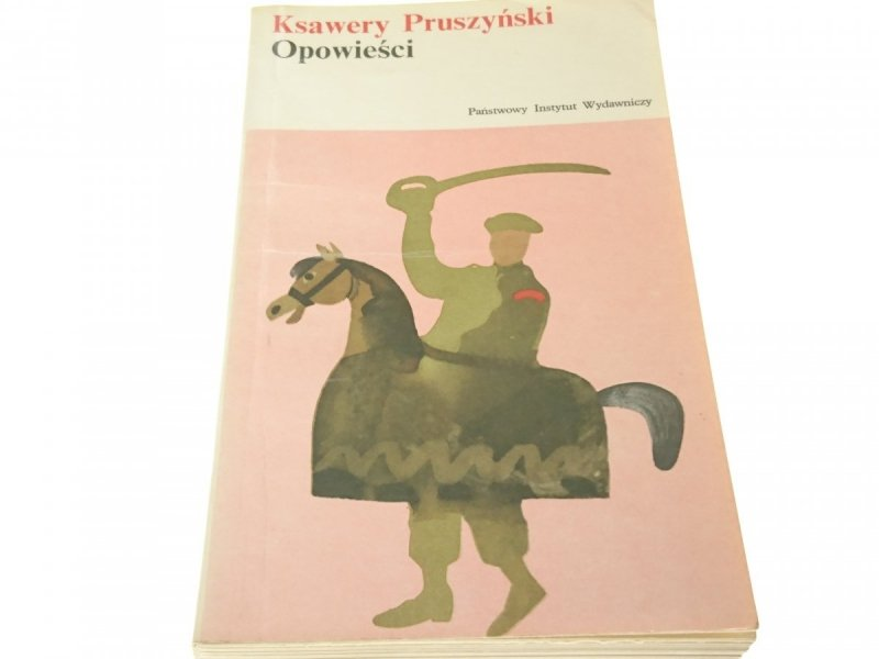 OPOWIEŚCI - Ksawery Pruszyński