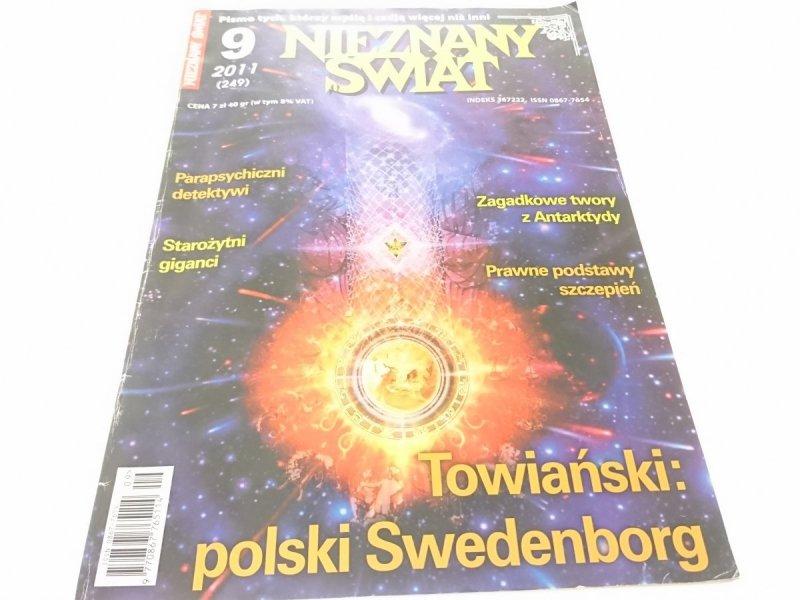 NIEZNANY ŚWIAT 9-2011