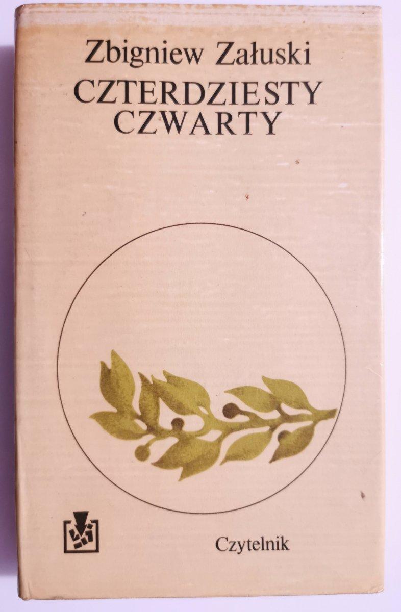 CZTERDZIESTY CZWARTY. WYDARZENIA, OBSERWACJE, REFLEKSJE - Zbigniew Załuski 1975