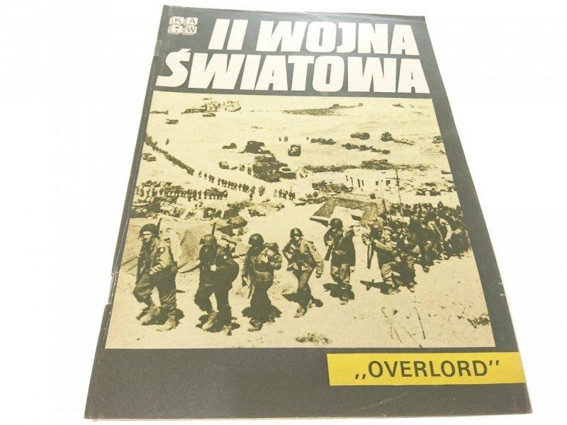 II WOJNA ŚWIATOWA. 'OVERLORD' 1985