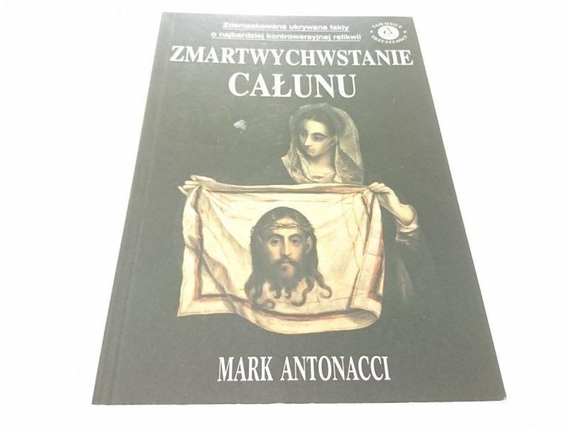 ZMARTWYCHWSTANIE CAŁUNU - Mark Antonacci