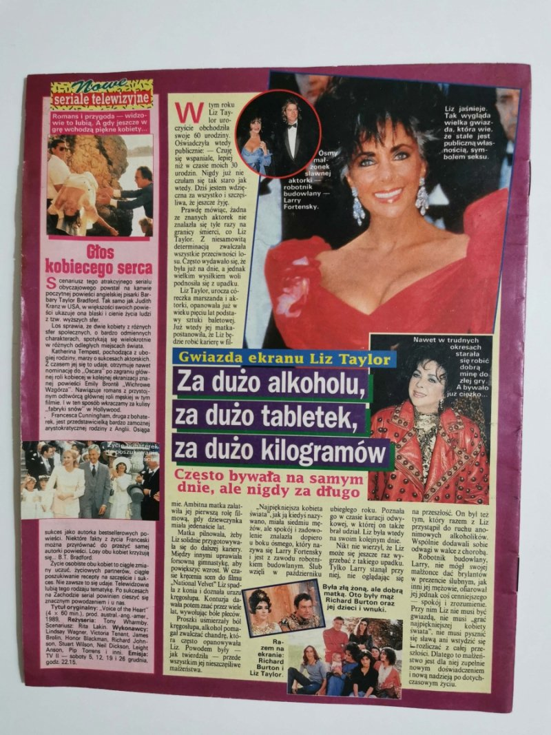 TINA NR 13 26 LISTOPADA 1992
