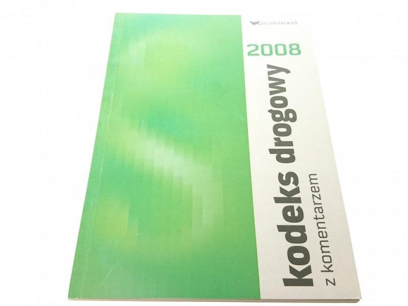 KODEKS DROGOWY Z KOMENTARZEM 2007 - Łukasiewicz