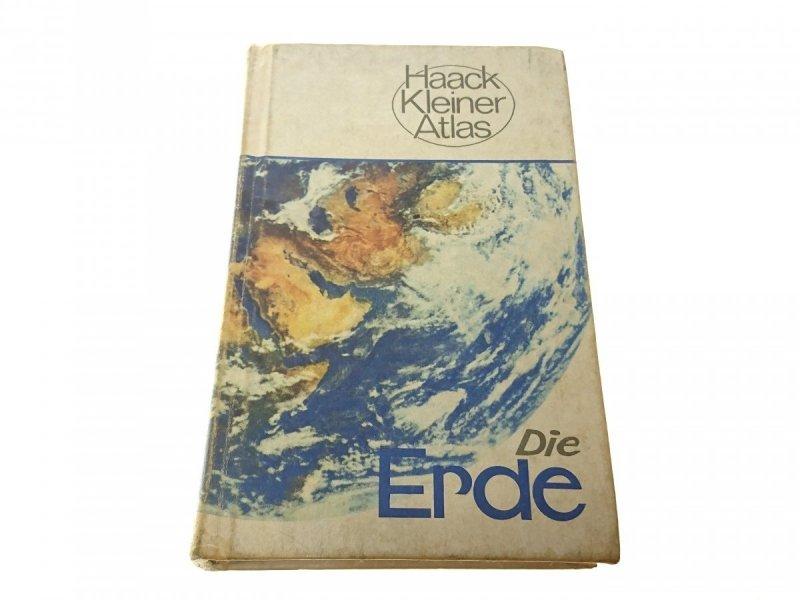 DIE ERDE HAACK KLEINER ATLAS 1988
