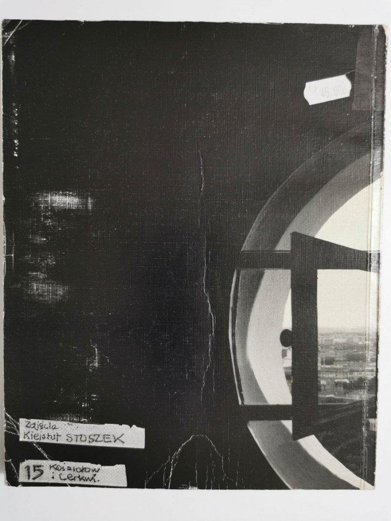 WILEŃSKA ARCHITEKTURA SAKRALNA DOBRY BAROKU. DEWASTACJA I RESTAURACJA 2005