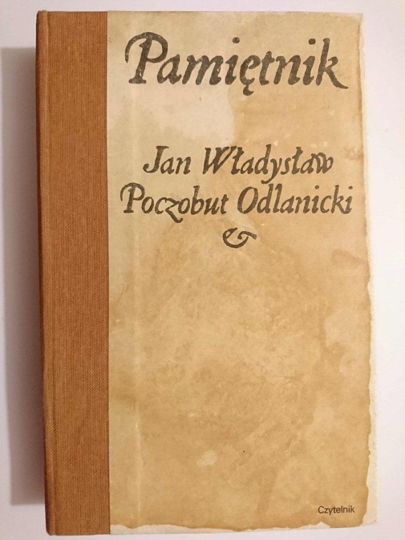 PAMIĘTNIK 1640-1684 - Jan Władysław Poczobut Odlanicki 1987