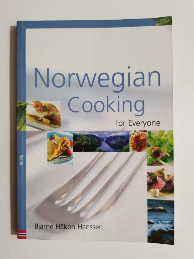 NORWEGIAN COOKING FOR EVERYONE - Bjarne Hakon Hanssen