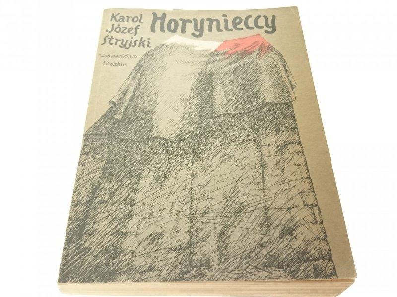 HORYNIECCY - KAROL JÓZEF STRYJSKI