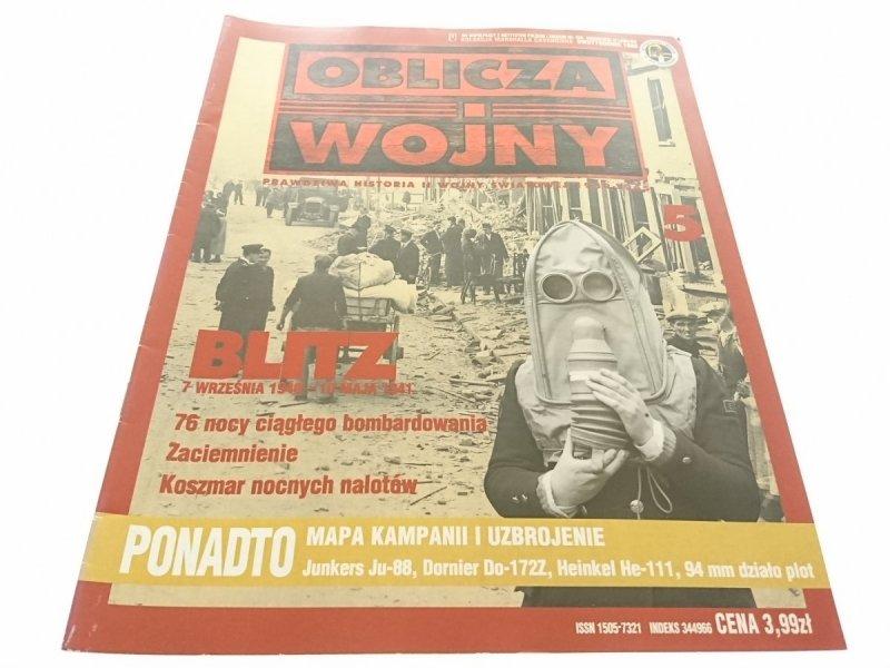 OBLICZA WOJNY 5 BLITZ 7 WRZEŚNIA 1940... (1998)