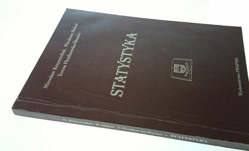 STATYSTYKA - Mirosław Krzysztofiak (2003)