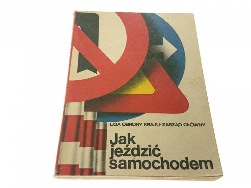 JAK JEŹDZIĆ SAMOCHODEM - Peszko (1979)