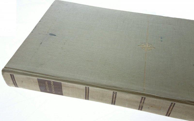 GEOGRAFIA POWSZECHNA TOM I (1962)