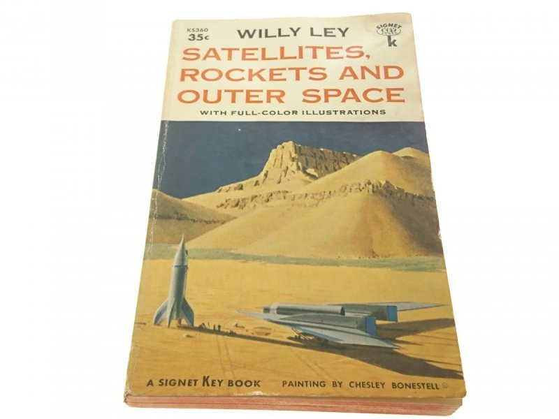 SATELLITES, ROCKETS AND OUTER SPACE - Ley 1958