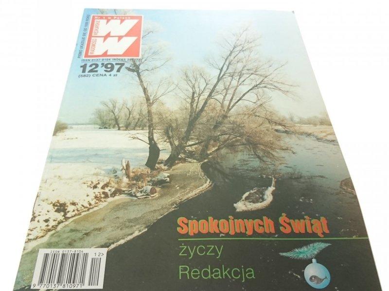WIADOMOŚCI WĘDKARSKIE 12/97 - KARP NA ZIMNO