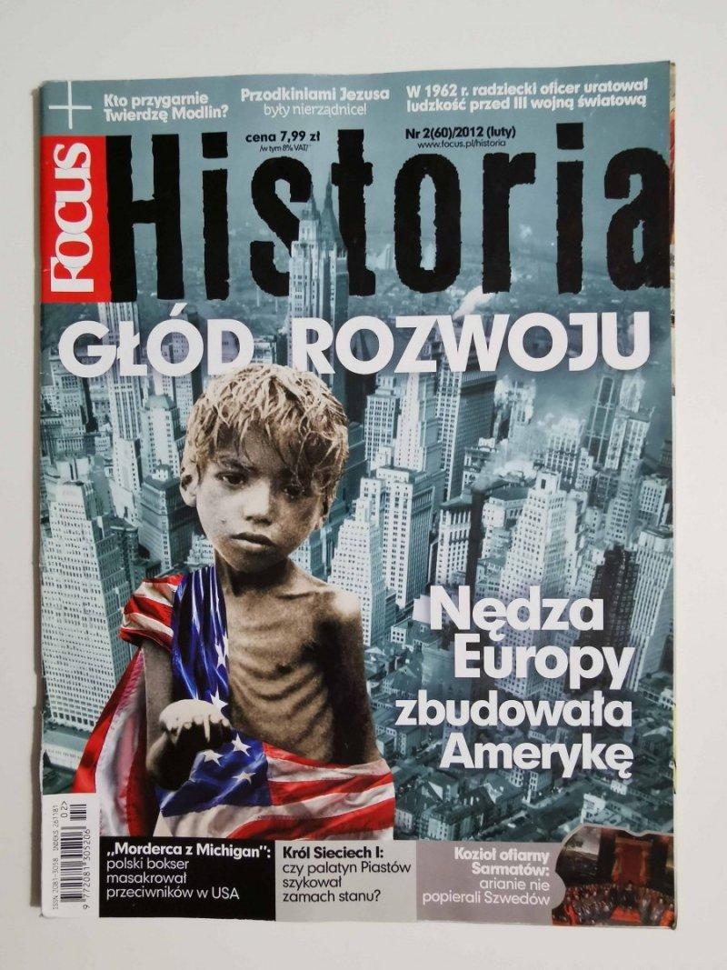 FOCUS HISTORIA NR 2 (60)/2012 LUTY