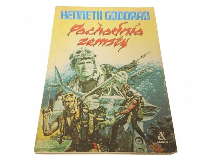 POCHODNIA ZEMSTY - Kenneth Goddard