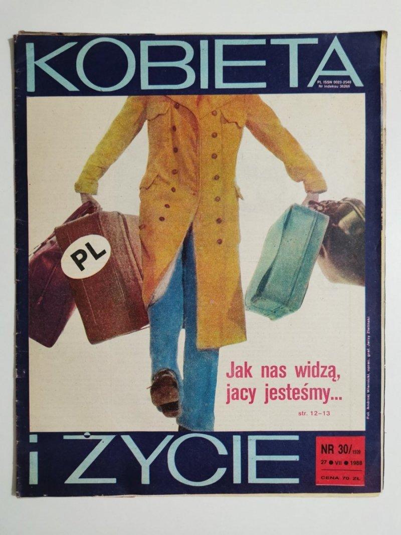 KOBIETA I ŻYCIE NR 30/1939 27 VII 1988