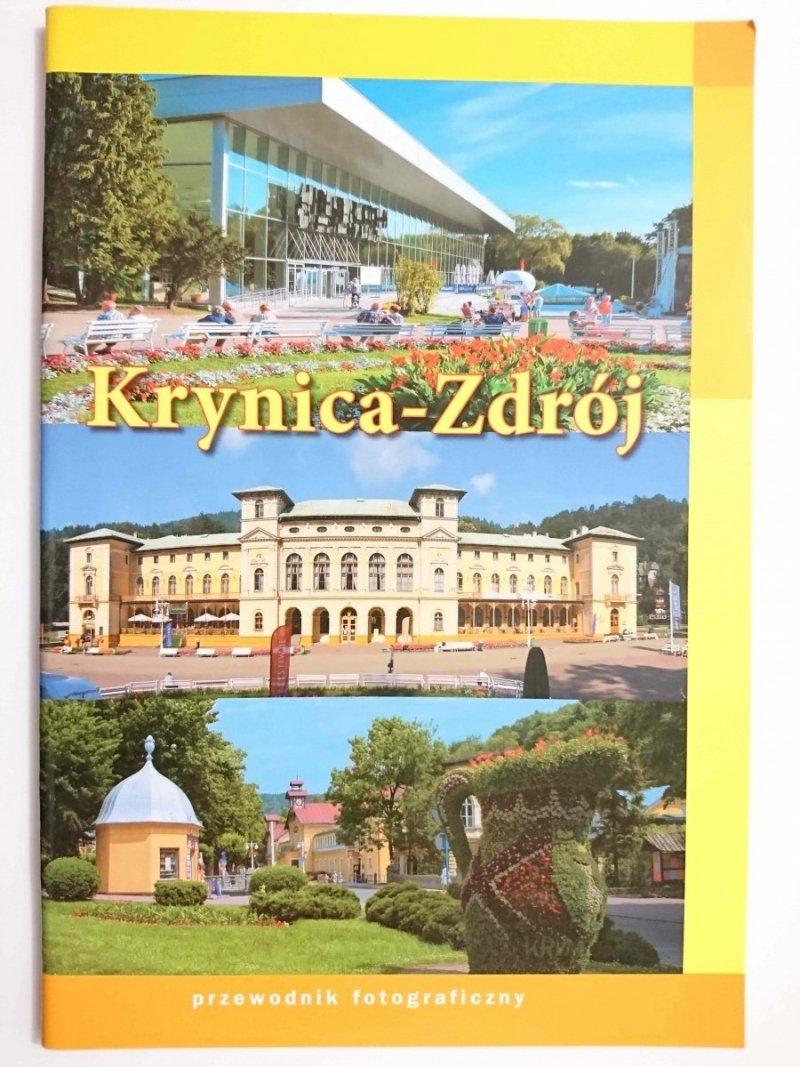 KRYNICA-ZDRÓJ. PRZEWODNIK FOTOGRAFICZNY - Stolarski 2017