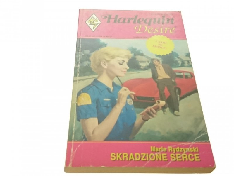 SKRADZIONE SERCE - Marie Rydzynski (1993)