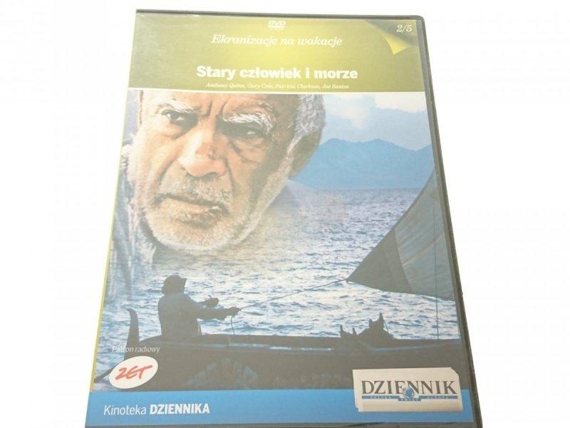 STARY CZŁOWIEK I MORZE DVD