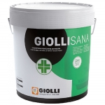 GIOLLI COMFORT - 5L (biała, antygrzybiczna, akrylowa farba do wnętrz zapewniająca  swobodne oddychanie ścian)