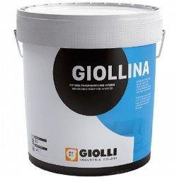 GIOLLINA NORMALE - 2,5L  (biała farba winylowo-akrylowa - wewnętrzna)