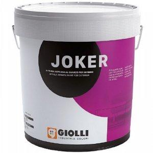 JOKER LISCIO - 14L (doskonała, kwarcowa farba fasadowa o wysokiej trwałości)
