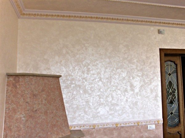 SENSAZIONI ARGENTO - 4,5L (dekoracyjna farba perłowa - srebrna)