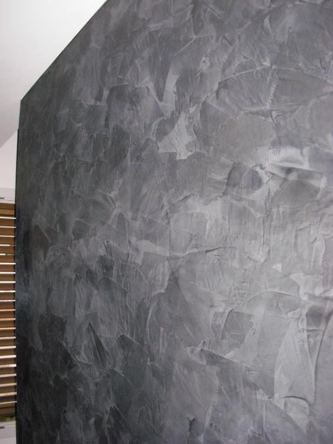 STUCCO ANTICO NERO - 5KG (wapienny stiuk wenecki w kolorze czarnym)