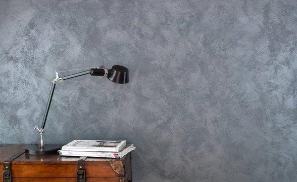 ANTICO RIFLESSO SABBIATO ARGENTO XS - 2,5L  (dekoracyjna, srebrna farba metalizowana - z drobnym piaskiem kwarcowym - 121 kolorów)