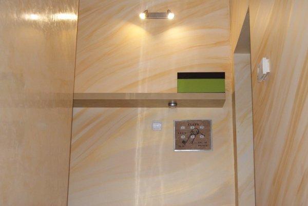 L`ETA  DELL`ORO LISCIO - 0,75L  (dekoracyjna, złota farba metalizowana - gładka - 32 kolory)