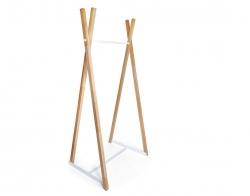 Wieszak drewniany   B - 7 ,  70cm