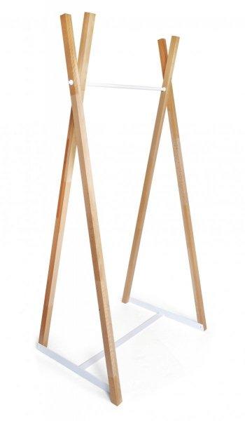 Wieszak drewniany  '' B -2 '' -  88 cm