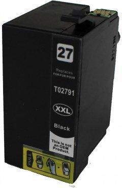 TUSZ ZAMIENNIK ORINK EPSON T2791 27 BLACK [34.1ml] [XXL]