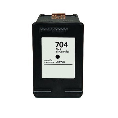 TUSZ ZAMIENNIK HP 704 XL CN692AE BLACK [19ml] [XL]