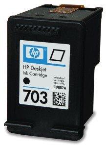 TUSZ ZAMIENNIK HP 703 BLACK [19ml] [XL]