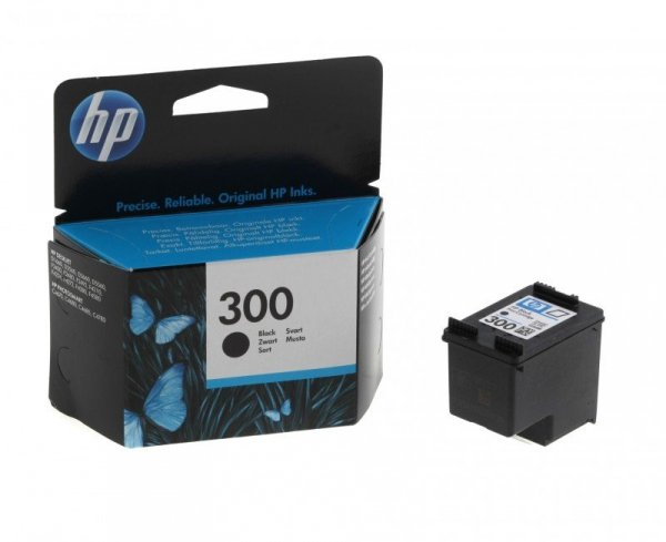 TUSZ ZAMIENNIK ORINK HP 300 BLACK [12ml]