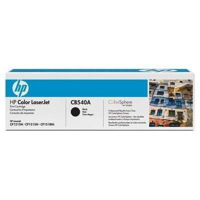 TONER ZAMIENNIK HP CP1215 CP1515 CM1312 [2.2K] BLACK 125A