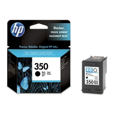 TUSZ ZAMIENNIK HP 350 BLACK [14ml]